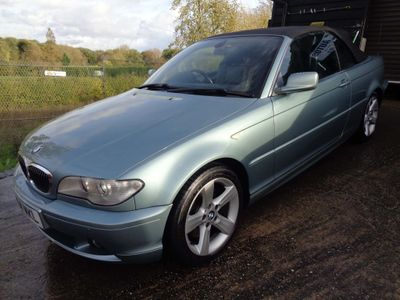 BMW 3 SERIES Convertible 3.0 330Ci SE 2dr