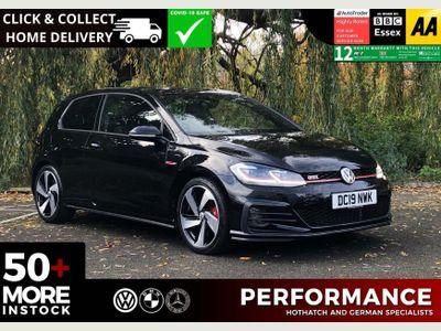 Volkswagen Golf Hatchback 2.0 TSI GTI Performance (s/s) 3dr