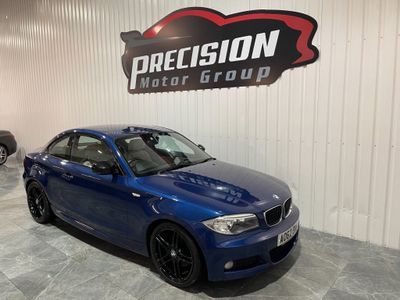 BMW 1 Series Coupe 2.0 120d Sport Plus Edition 2dr