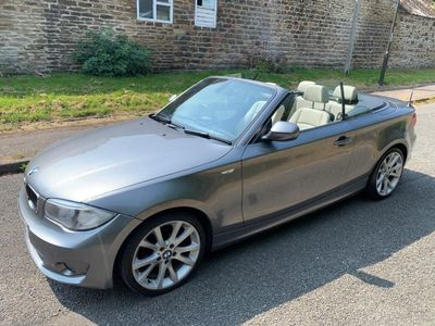 BMW 1 Series Convertible 2.0 118d SE Auto 2dr