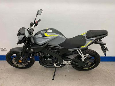 Yamaha MT-125 Naked 125