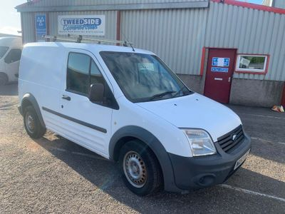 Ford Transit Connect Panel Van 1.8 TDCi T200 Low Roof SWB 4dr