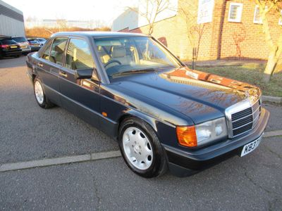 Mercedes-Benz 190 Saloon 2.5 D 4dr