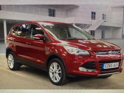 Ford Kuga SUV 1.5 EcoBoost Titanium X AWD 5dr