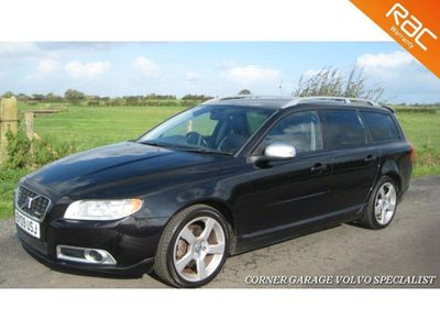 VOLVO V70 Estate 2.0 D R-Design 5dr