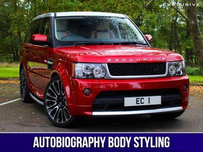 Land Rover Range Rover Sport SUV EXCLUSIVE EDITION