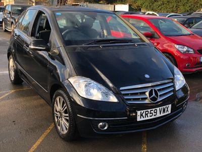 Mercedes-Benz A Class Hatchback 1.5 A160 Elegance SE CVT 5dr