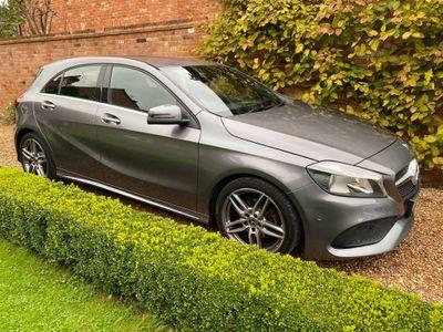 Mercedes-Benz A Class Hatchback 1.6 A160 AMG Line (Executive) 7G-DCT (s/s) 5dr