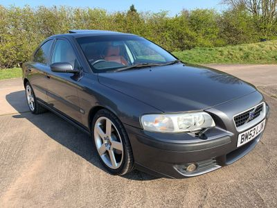 Volvo S60 Saloon 2.5 R Geartronic 4dr