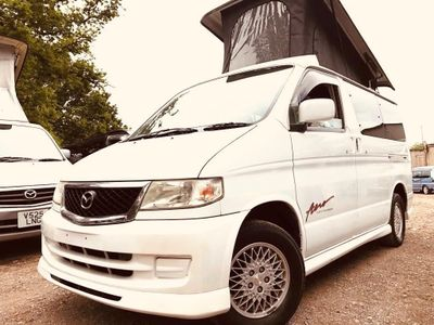 Mazda BONGO AFT 4 BERTH FULL CAMPER CONVERSION Campervan FRESH IMPORT LOW MILEAGE