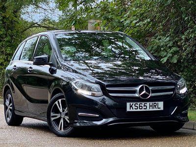 Mercedes-Benz B Class MPV 1.5 B180d SE 7G-DCT (s/s) 5dr