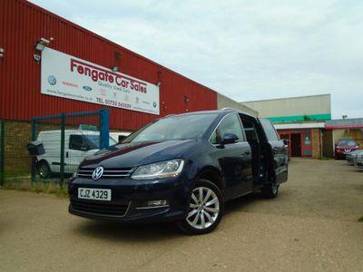 Volkswagen Sharan MPV 2.0 TDI BlueMotion Tech Executive 5dr (6 seats)