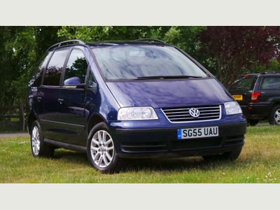 Volkswagen Sharan MPV 1.9 TDI PD SE 5dr
