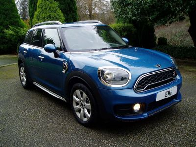 MINI Countryman Hatchback 2.0 GPF Cooper S (s/s) 5dr