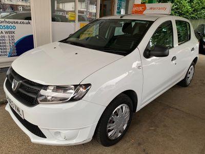Dacia Sandero Hatchback 1.2 Ambiance 5dr