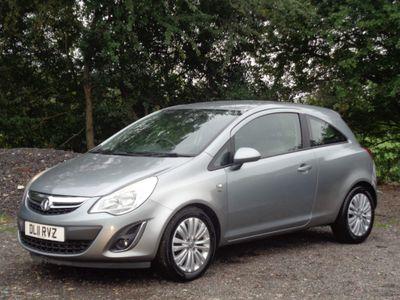 Vauxhall Corsa Hatchback 1.4 16V SE 3dr (A/C)