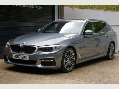 BMW 5 Series Estate 2.0 520d M Sport Touring Auto xDrive (s/s) 5dr