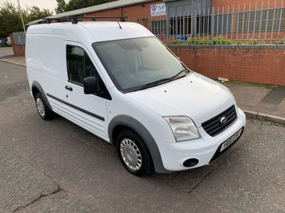 FORD TRANSIT CONNECT Panel Van 1.8 TDCi T230 LWB Trend High Roof 4dr DPF