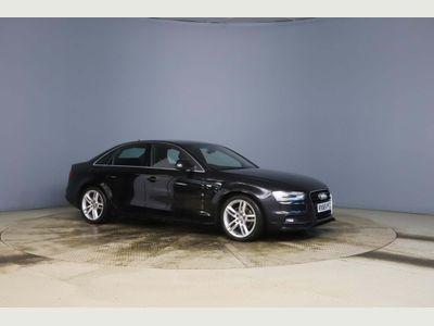 Audi A4 Saloon 2.0 TDI S line 4dr (Nav)