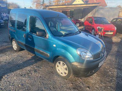 Renault Kangoo MPV 1.6 16v Authentique 5dr