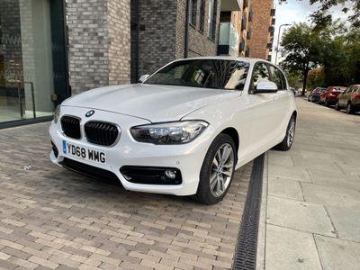 BMW 1 Series Hatchback 1.5 118i GPF Sport Sports Hatch Auto (s/s) 5dr