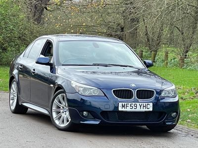 BMW 5 Series Saloon 2.0 520d M Sport Business Edition 4dr
