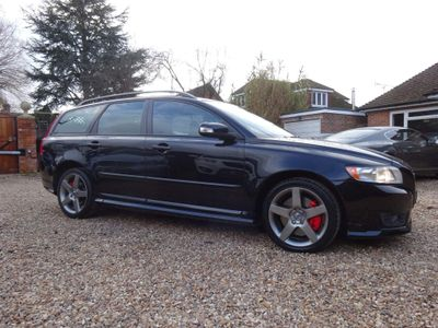 Volvo V50 Estate 2.0 D R-Design (Premium Pack) Powershift 5dr