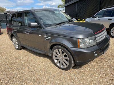 Land Rover Range Rover Sport SUV 4.2 V8 Supercharged 5dr