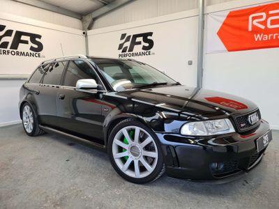 Audi RS4 Avant Estate 2.7 Avant quattro 5dr