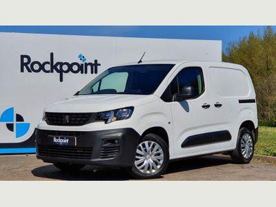 Peugeot Partner Panel Van 1.5 BlueHDi 1000 Professional Standard Panel Van SWB EU6 (s/s) 5dr