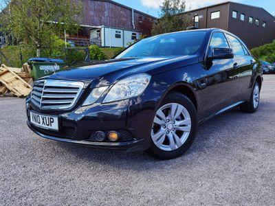 Mercedes-Benz E Class Saloon 2.1 E200 CDI BlueEFFICIENCY SE 4dr