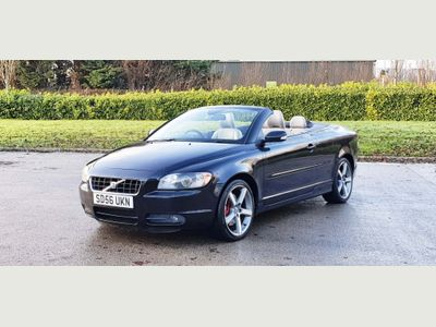 Volvo C70 Convertible 2.4 D5 SE Geartronic 2dr