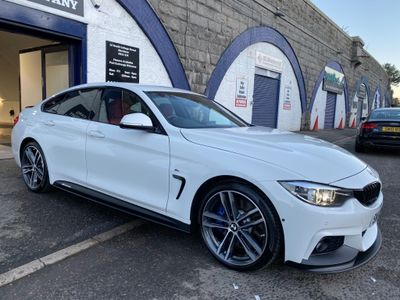 BMW 4 Series Gran Coupe Hatchback 3.0 440i M Sport Gran Coupe Auto (s/s) 5dr