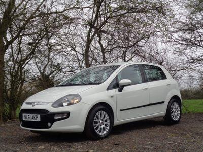 Fiat Punto Evo Hatchback 1.2 8V My Life (s/s) 5dr