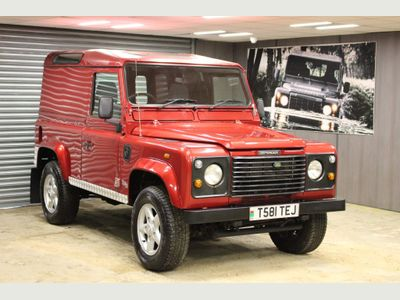 Land Rover Defender 90 SUV 2.5 TD5 County 3dr