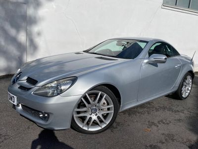 Mercedes-Benz SLK Convertible 3.0 280 Auto