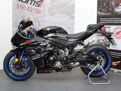 Suzuki GSXR1000R Super Sports 1000R