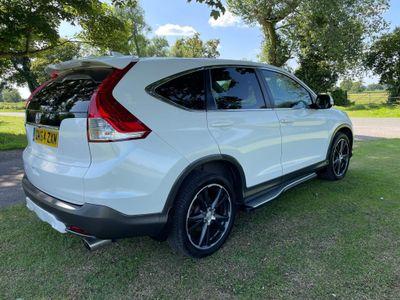 Honda CR-V SUV 2.0 i-VTEC Black Edition 4x4 5dr (dab)