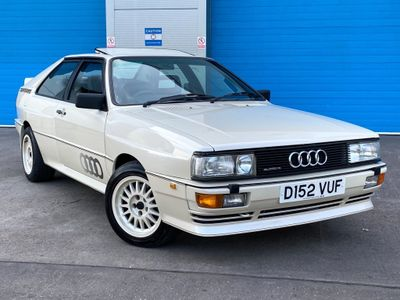 Audi Coupe Coupe 2.1 quattro 3dr