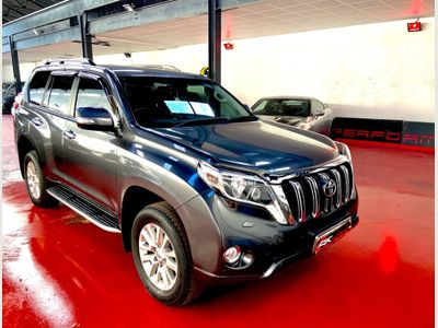 Toyota Land Cruiser SUV 2.8 D-4D Icon 4x4 5dr (7 Seats)