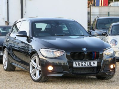 BMW 1 Series Hatchback 1.6 116i M Sport Sports Hatch 3dr