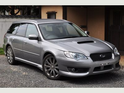 Subaru Legacy Estate JDM GT SPEC B 2.0L TWINSCROLL TURBO F6