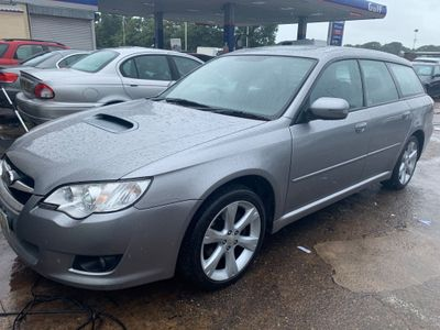 Subaru Legacy Estate 2.0 D REn Sports Tourer 5dr (leather)