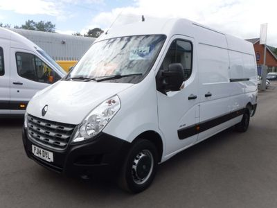 Renault Master Panel Van 2.3 dCi ENERGY 35 eco2 FWD LWB Medium Roof EU5 (s/s) 5dr