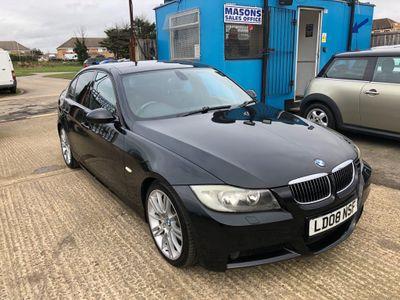 BMW 3 Series Saloon 3.0 330i M Sport 4dr