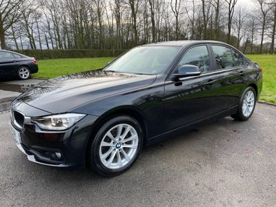 BMW 3 Series Saloon 2.0 320d BluePerformance SE Auto (s/s) 4dr