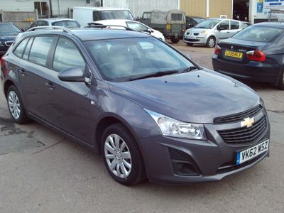 Chevrolet Cruze Estate 1.6 LS 5dr