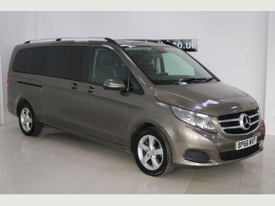 Mercedes-Benz V Class MPV 2.2 V220d SE G-Tronic+ XLWB EU6 (s/s) 5dr 8 Seat XLWB