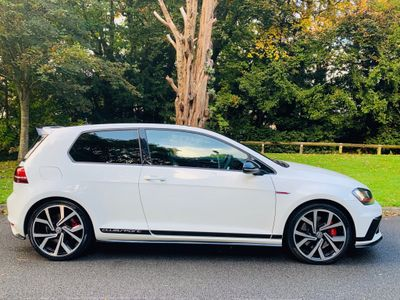 Volkswagen Golf Hatchback 2.0 TSI BlueMotion Tech GTI Clubsport Edition 40 DSG (s/s) 3dr