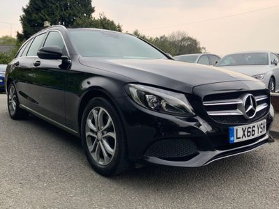 Mercedes-Benz C Class Estate 2.0 C200 Sport 7G-Tronic+ (s/s) 5dr